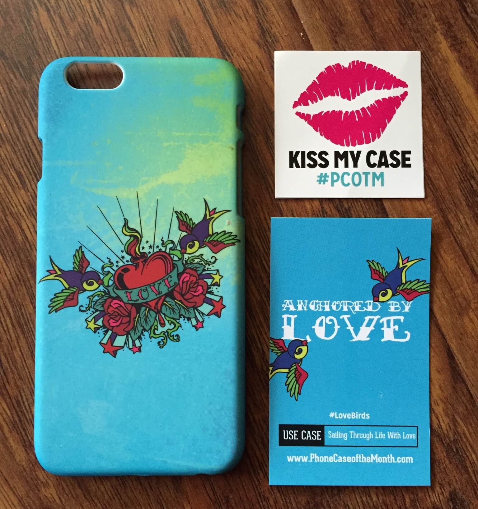 Phone Case of the Month Box Blog