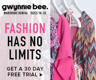 Gwynnie Bee: Clothing Rental Subscription Box. Sizes 10-32. 30 Day free Trial.