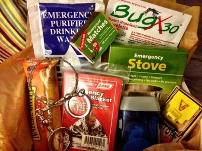 Bug Out Box Review – March 2013