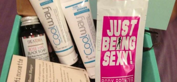June Beauty Box 5 Review