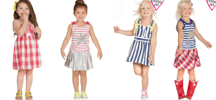 Half Off First FabKids.com Outfit! And BOYS coming soon!