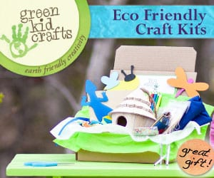 Green Kid Crafts: Get first box for $10 with Coupon