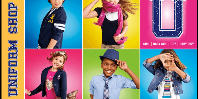 Children's Place Uniforms: $500 Gift Card Giveaway