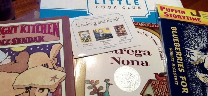 The Little Book Club Review – May 2013