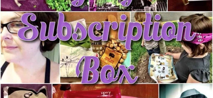My Subscription Box Favorites for July