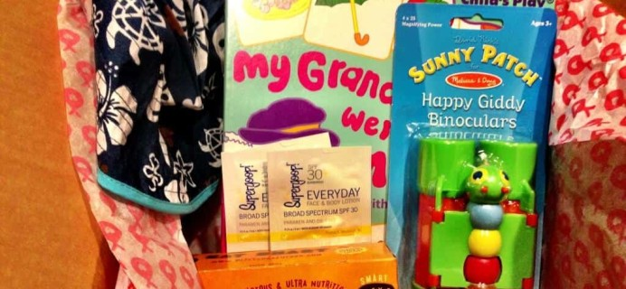 July Stork Stack Review