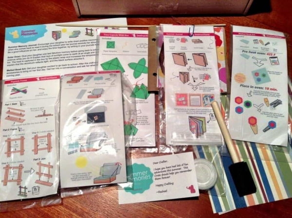august crafters crate review contents