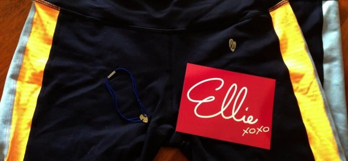 Ellie Workout Gear Review – August 2013