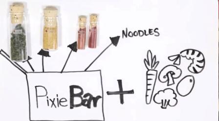 New Box – Pixie Bar!