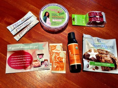 Supplet Review: Subscription Box for Pregnant Moms