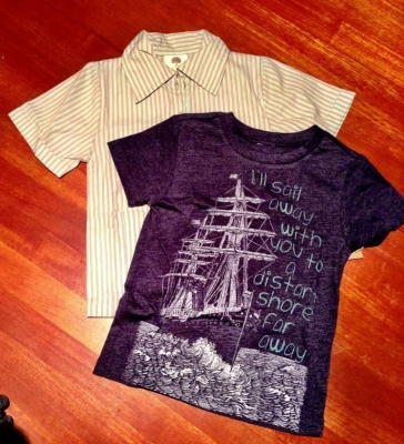 sweet pea box august boys outfit review