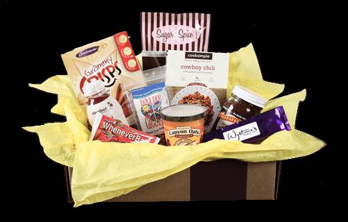 Taste Guru Gluten Free Subscription! Two Months FREE + S/H!