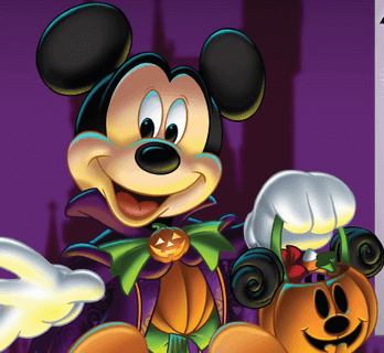 Fall Fun! Organizing & DIY! Mickey's Not-So-Scary Halloween Party! Yeah, I'm going to Disney World!