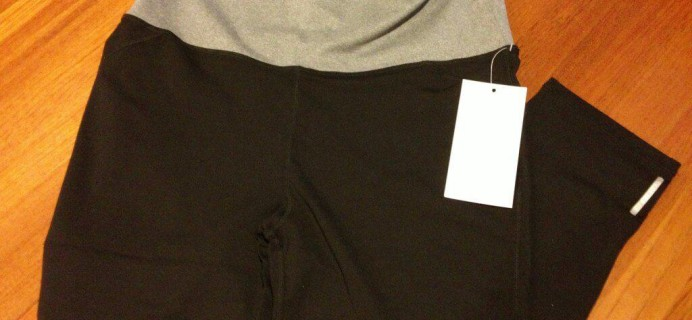 Fabletics Workout Wear Subscription Review – September