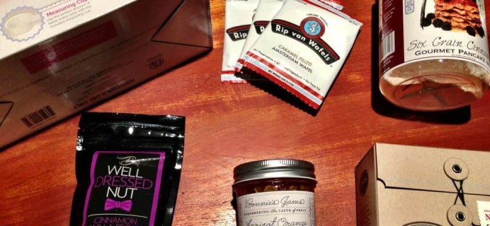 September Fancy Food Box Review