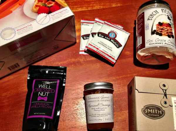 September Fancy Food Box Review photo
