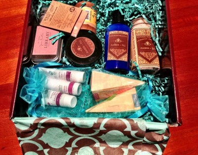Mia Tempo Signature Box Review – September – Natural & Organic Spa & Beauty Subscription