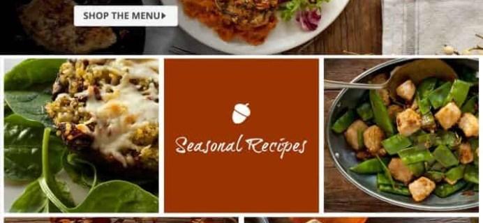 New Plated Menu – Planned Next Week's Dinners yet?