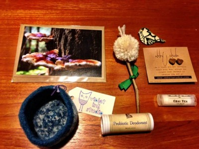 Indie Gift Box Review – November: The Nature Lover
