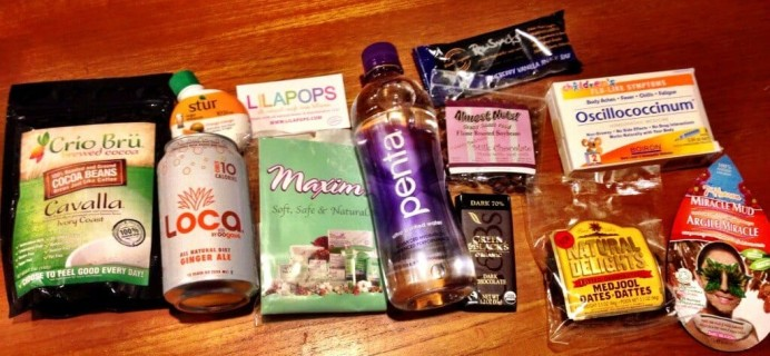 November Klutchclub Mom Box Review – Fitness & Health/Lifestyle Subscription Box