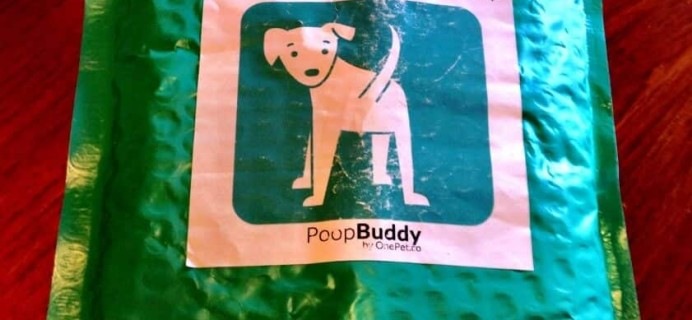 November Poop Buddy Review + Coupon