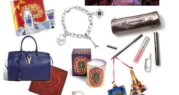 Holiday Gift Guide: French Luxury