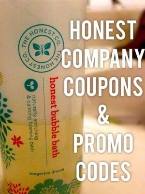 honest company coupon