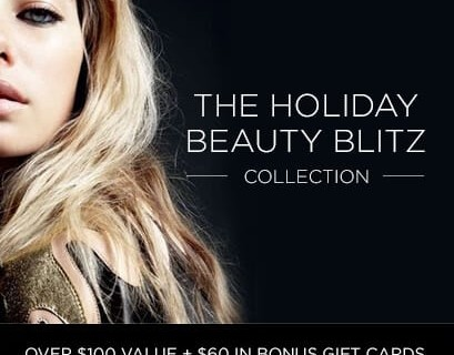 Total Beauty Collection – Holiday Blitz Spoilers + Coupon