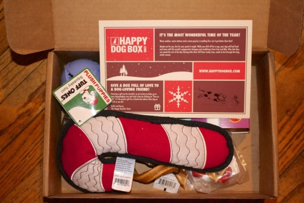 Happy Dog Box December