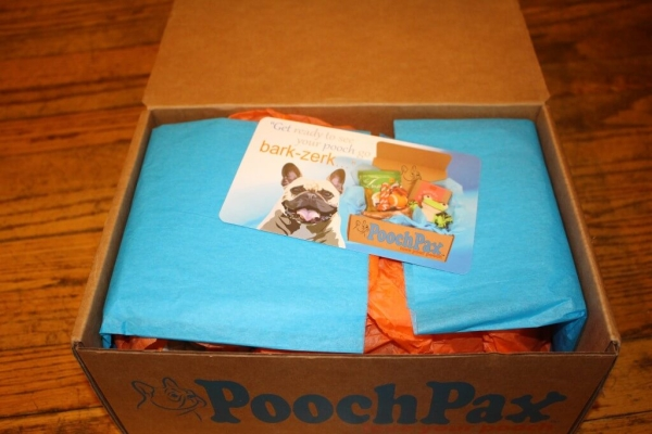 PoochPax Box