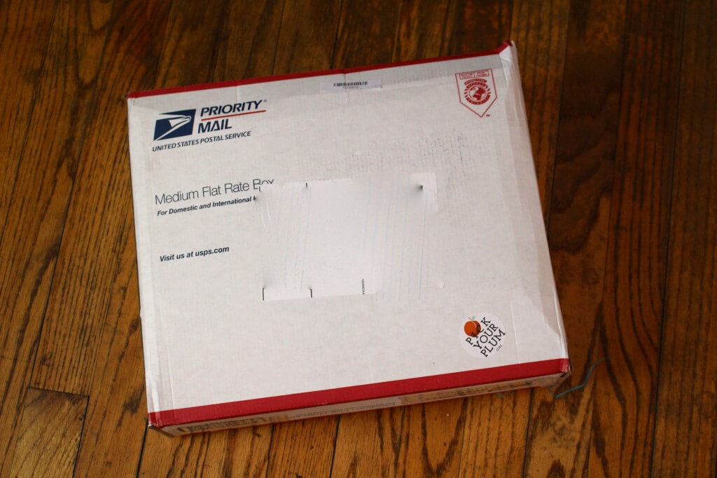 Grab Box - Medium Priority Mail Box