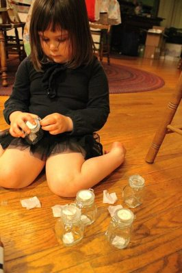 Amici Glass Jars