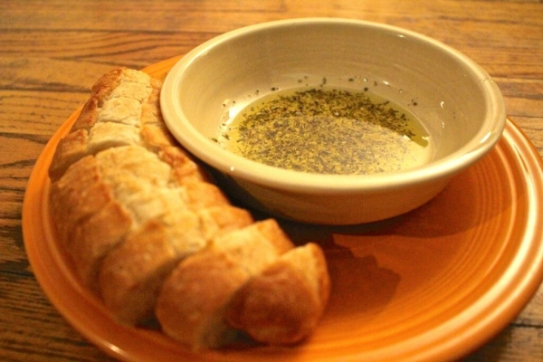 French Bread & Olive Oil