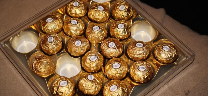 Even a Power Outage Can't Stop My Tradition – Ferrero Rocher for Christmas! #25DaysGold