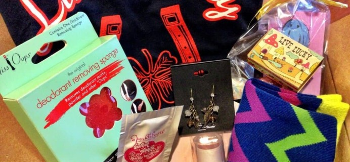 November iBbeautiful Review – Teen Subscription Box + Coupon