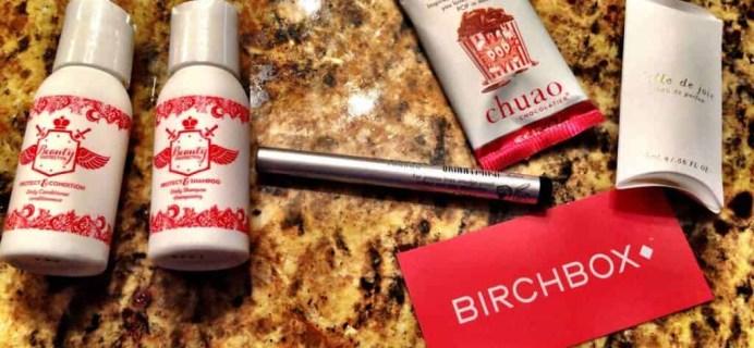 Birchbox Starter Gift Subscription Review + Teen Review