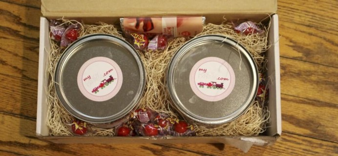 My Candy Express Review – New Subscription!