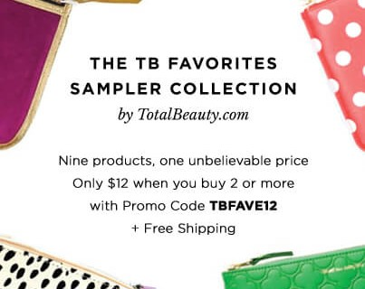 Total Beauty Favorites Collection Available!