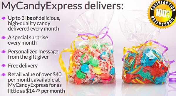 my candy express subscription box