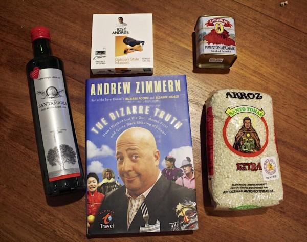 Andrew Zimmern Quarterly Box