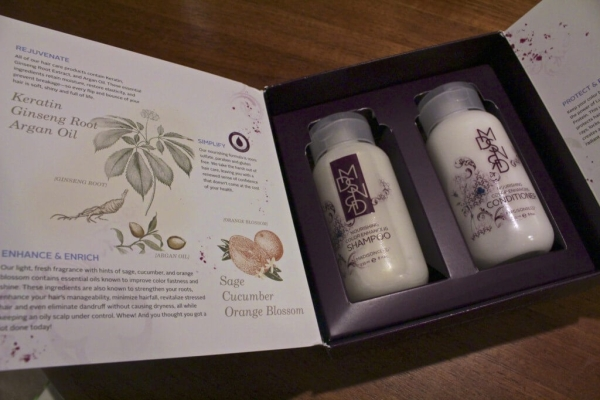 Shampoo + Conditioner Packaging