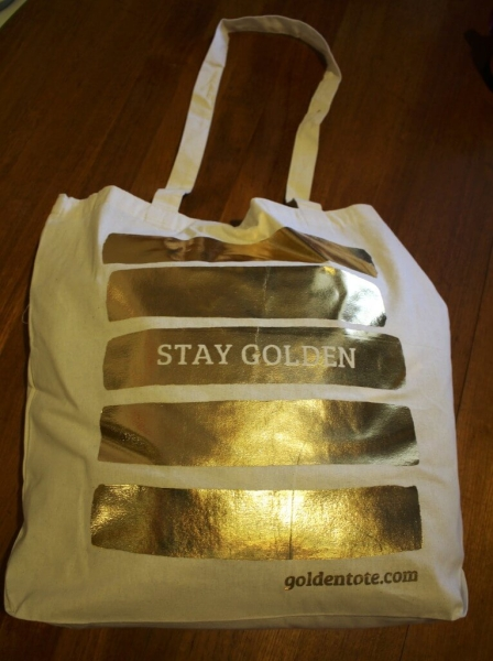 The Golden Tote