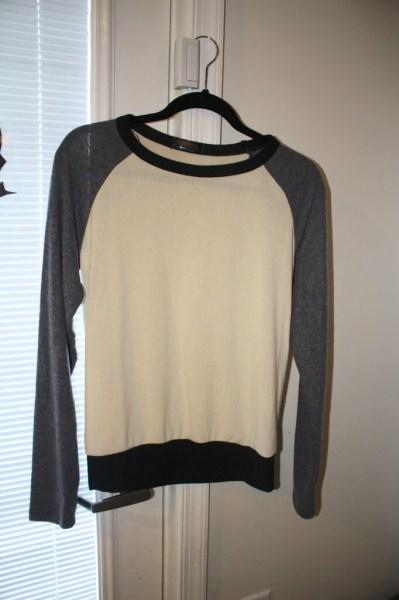 Renee C. Colorblock Sweater