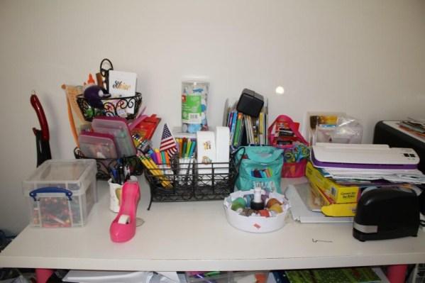 Craft Supplies: Organized!