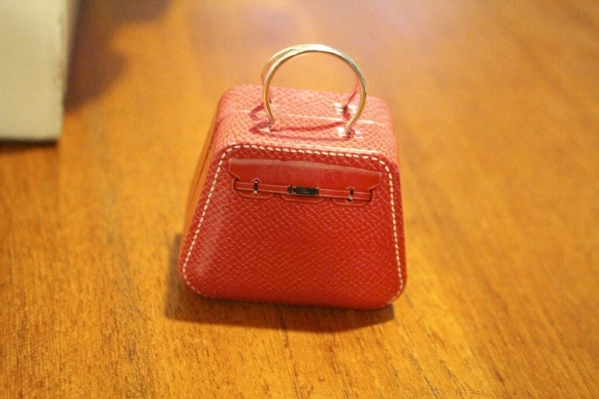 Tin Birkin Bag