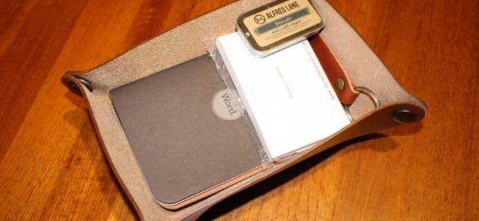 Bespoke Post Review: Heritage Box – January 2014