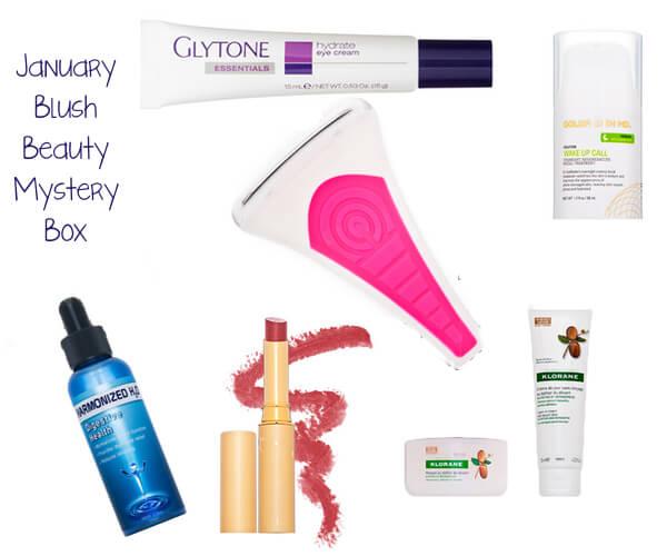 january blush beauty mystery spoilers