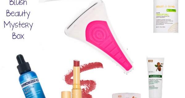 January Blush Mystery Beauty Box Spoilers