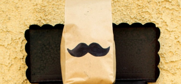 Moustache Coffee Club – Get a free bag of Coffee!