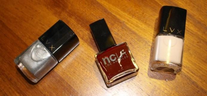 Poshly Polished Review – Nail Polish Subscription Box + Coupon